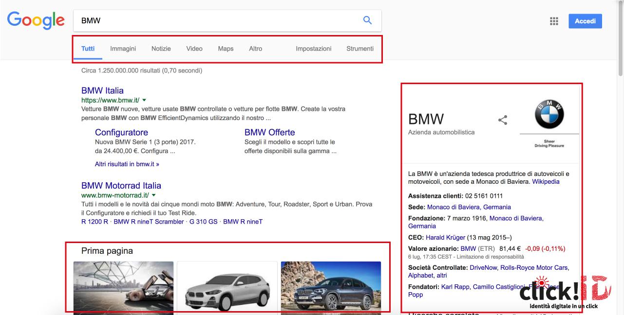 Ricerca-BMW